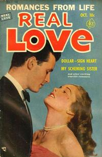 Cover Thumbnail for Real Love (Ace Magazines, 1949 series) #51