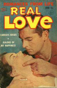 Cover Thumbnail for Real Love (Ace Magazines, 1949 series) #55