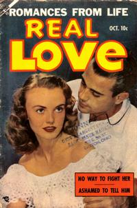 Cover Thumbnail for Real Love (Ace Magazines, 1949 series) #57