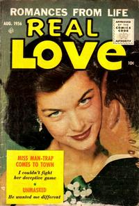 Cover Thumbnail for Real Love (Ace Magazines, 1949 series) #75