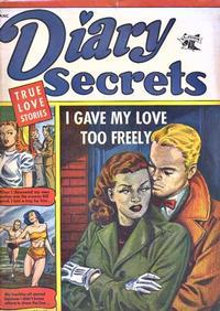 Cover Thumbnail for Diary Secrets (St. John, 1952 series) #11