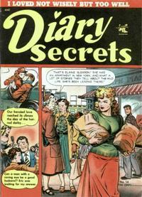 Cover Thumbnail for Diary Secrets (St. John, 1952 series) #14
