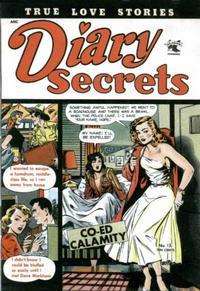 Cover Thumbnail for Diary Secrets (St. John, 1952 series) #15