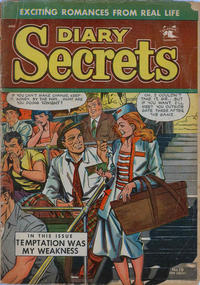 Cover Thumbnail for Diary Secrets (St. John, 1952 series) #19