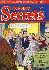 Cover Thumbnail for Diary Secrets (St. John, 1952 series) #23