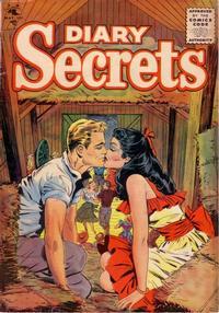 Cover Thumbnail for Diary Secrets (St. John, 1952 series) #29