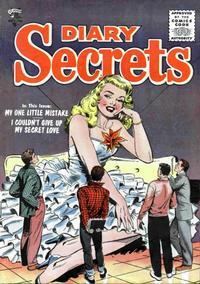 Cover Thumbnail for Diary Secrets (St. John, 1952 series) #30