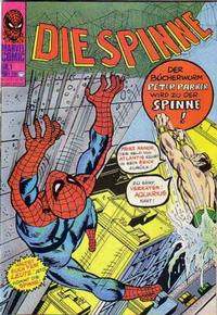 Cover Thumbnail for Die Spinne (BSV - Williams, 1974 series) #1