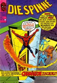 Cover Thumbnail for Die Spinne (BSV - Williams, 1974 series) #3
