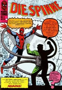 Cover Thumbnail for Die Spinne (BSV - Williams, 1974 series) #5