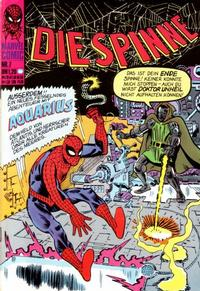 Cover Thumbnail for Die Spinne (BSV - Williams, 1974 series) #7