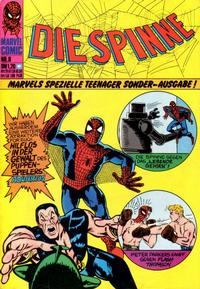 Cover Thumbnail for Die Spinne (BSV - Williams, 1974 series) #8