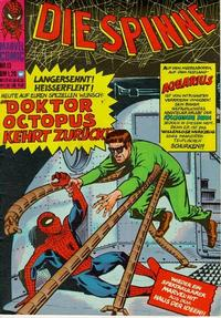 Cover Thumbnail for Die Spinne (BSV - Williams, 1974 series) #13