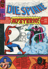 Cover Thumbnail for Die Spinne (BSV - Williams, 1974 series) #15