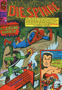 Cover Thumbnail for Die Spinne (BSV - Williams, 1974 series) #16