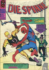 Cover Thumbnail for Die Spinne (BSV - Williams, 1974 series) #18