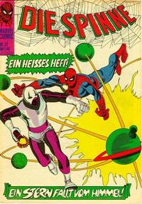 Cover Thumbnail for Die Spinne (BSV - Williams, 1974 series) #37