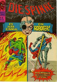 Cover Thumbnail for Die Spinne (BSV - Williams, 1974 series) #38