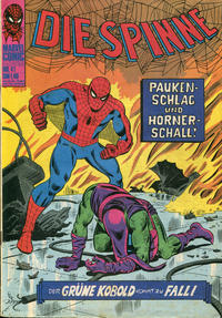Cover for Die Spinne (BSV - Williams, 1974 series) #41