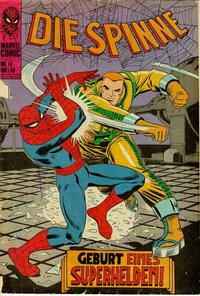 Cover Thumbnail for Die Spinne (BSV - Williams, 1974 series) #43