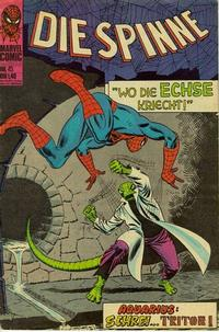 Cover Thumbnail for Die Spinne (BSV - Williams, 1974 series) #45