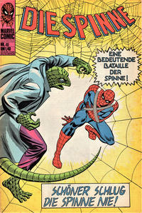 Cover Thumbnail for Die Spinne (BSV - Williams, 1974 series) #46