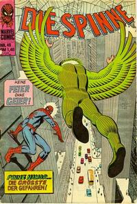 Cover Thumbnail for Die Spinne (BSV - Williams, 1974 series) #49