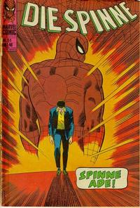 Cover Thumbnail for Die Spinne (BSV - Williams, 1974 series) #51