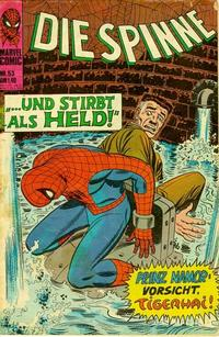 Cover Thumbnail for Die Spinne (BSV - Williams, 1974 series) #53