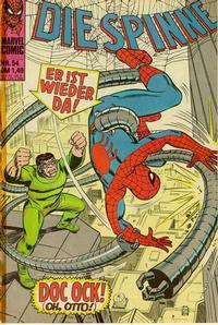 Cover Thumbnail for Die Spinne (BSV - Williams, 1974 series) #54