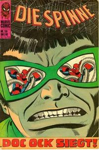 Cover Thumbnail for Die Spinne (BSV - Williams, 1974 series) #56