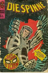 Cover Thumbnail for Die Spinne (BSV - Williams, 1974 series) #59