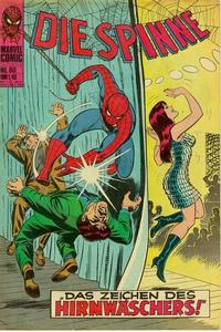 Cover Thumbnail for Die Spinne (BSV - Williams, 1974 series) #60