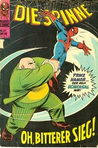 Cover Thumbnail for Die Spinne (BSV - Williams, 1974 series) #61