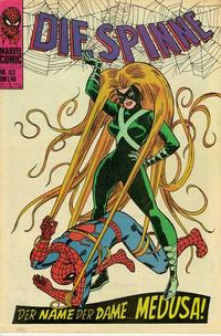 Cover Thumbnail for Die Spinne (BSV - Williams, 1974 series) #63