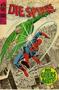 Cover Thumbnail for Die Spinne (BSV - Williams, 1974 series) #65
