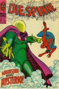 Cover Thumbnail for Die Spinne (BSV - Williams, 1974 series) #67