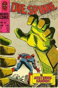 Cover Thumbnail for Die Spinne (BSV - Williams, 1974 series) #68