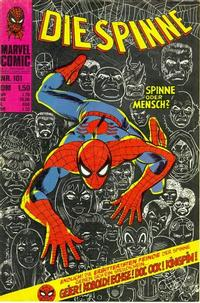 Cover Thumbnail for Die Spinne (BSV - Williams, 1974 series) #101