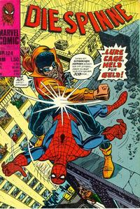 Cover Thumbnail for Die Spinne (BSV - Williams, 1974 series) #124