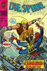 Cover Thumbnail for Die Spinne (BSV - Williams, 1974 series) #127