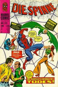 Cover Thumbnail for Die Spinne (BSV - Williams, 1974 series) #128