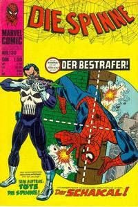 Cover Thumbnail for Die Spinne (BSV - Williams, 1974 series) #130