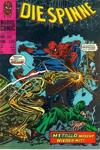 Cover Thumbnail for Die Spinne (BSV - Williams, 1974 series) #133