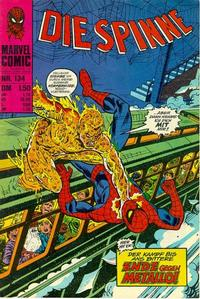 Cover Thumbnail for Die Spinne (BSV - Williams, 1974 series) #134