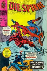 Cover Thumbnail for Die Spinne (BSV - Williams, 1974 series) #135