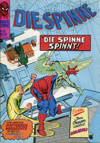 Cover Thumbnail for Die Spinne (BSV - Williams, 1974 series) #26