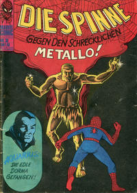 Cover Thumbnail for Die Spinne (BSV - Williams, 1974 series) #30