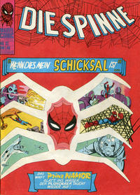 Cover Thumbnail for Die Spinne (BSV - Williams, 1974 series) #32