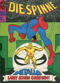 Cover Thumbnail for Die Spinne (BSV - Williams, 1974 series) #36
